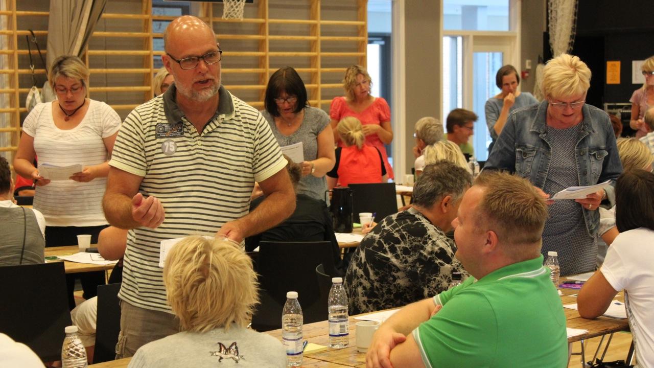 Workshops med Søren Lohmann